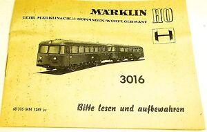 Marklin-Manuel-Description-3016-68-316-Mn-1269-Ju-A