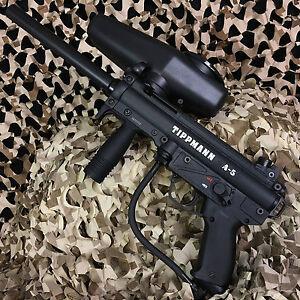 Image Is Loading NEW Tippmann A5 Semi Auto Paintball Gun Marker