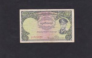 Burma-banconota