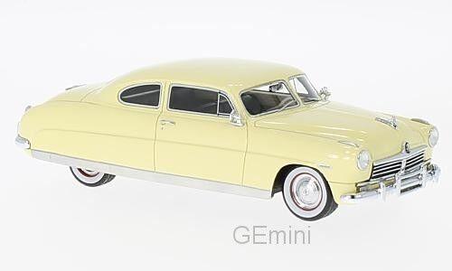descuento de bajo precio NEO 44646 - - - Hudson Commodore coupé beige - 1948   1 43  más vendido