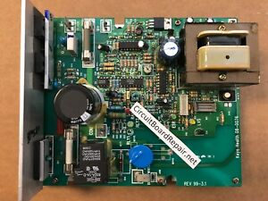Details about REPAIR SERVICE - Ironman / Smooth / part # 08-0051 - lower  circuit board