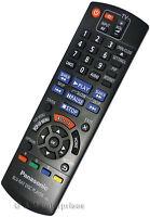 Brand Panasonic N2qayb000867 Remote For Dmp-bd89 Bd79 Blu-ray Deck Us Seller