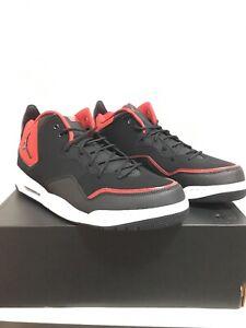 e0f5ee15797186 NIKE JORDAN COURTSIDE 23 BLACK BLACK-GYM RED-WHITE AR1000-006 MEN ...