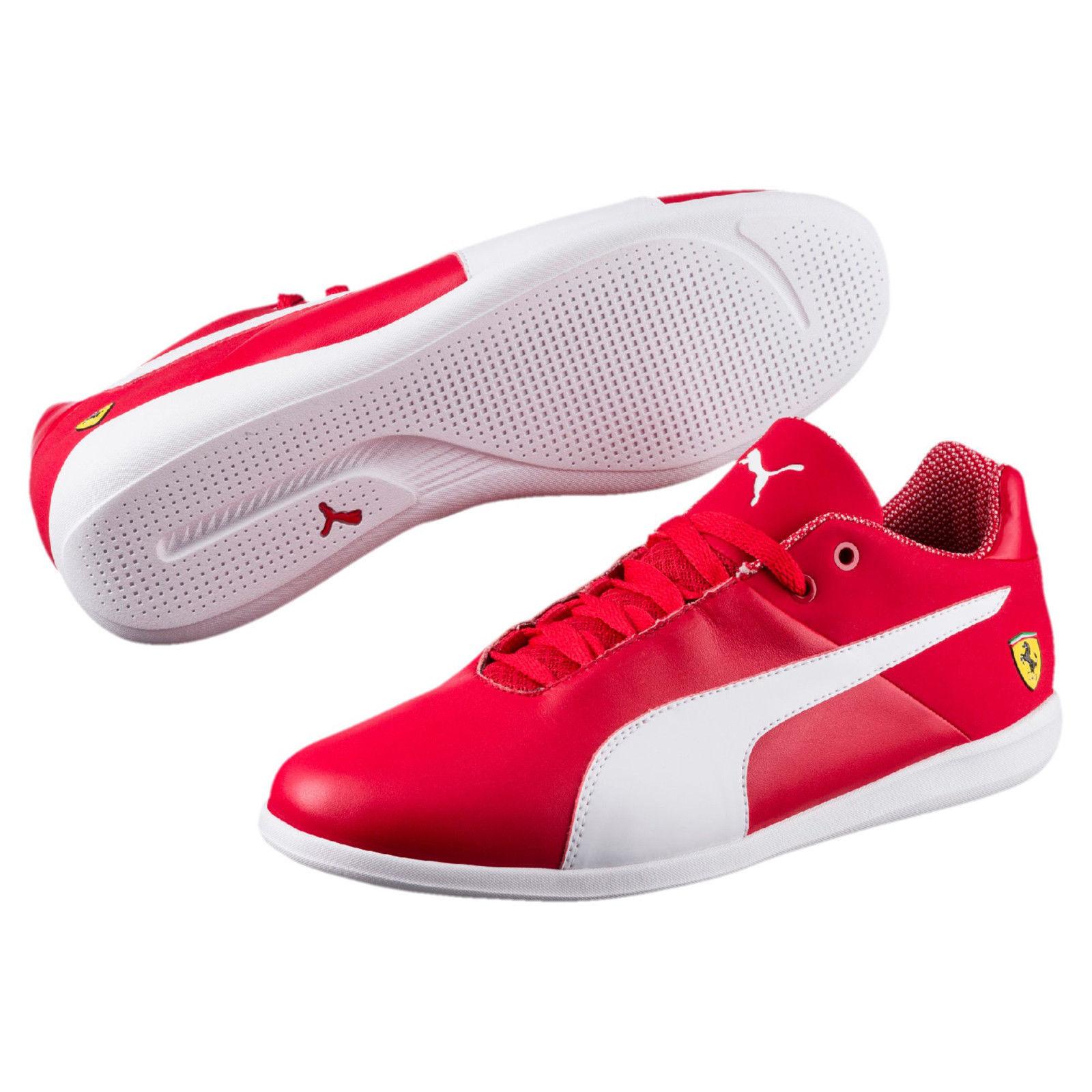 Hombre Puma Sf Future Cat Zapatos de Diario rojo Corsa blancoo Rojo 305967 01 Pr