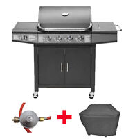 weber aktion gasgrill spirit silver e 210 3711179 ebay. Black Bedroom Furniture Sets. Home Design Ideas