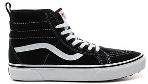 Details zu Vans Sk8 Hi MTE Black True White Sneaker Winterfest Wasserabweisend VN0A4BV7DX61