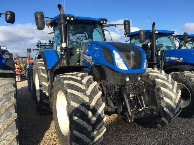 New Holland, T7.315 AC, timer 2415