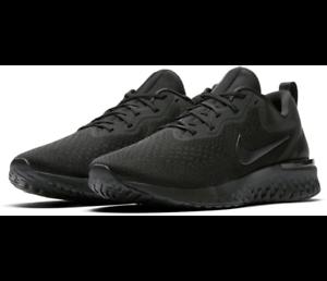 Men-039-s-Nike-Odyssey-React-Running-Shoes-Black-Black-Sizes-8-12-NIB-AO9819-010