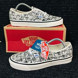 3045b200 Details about *NEW* Vans Authentic 44 DX (Men Size 9) Anaheim Factory OG  Off White Ultracush