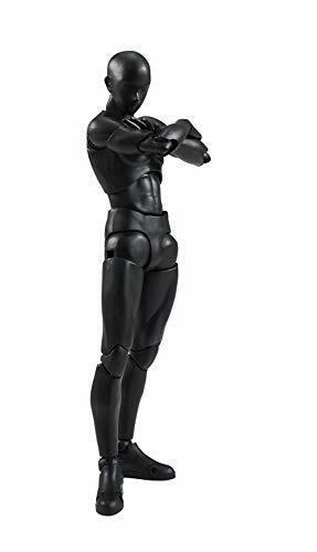 S.H. Figuarts Cuerpo-kun (Ver. Color negro sólido)