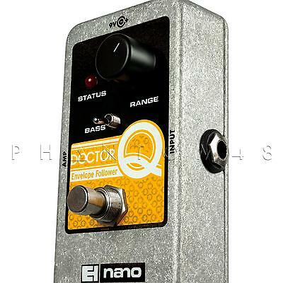 Electro-Harmonix Doctor Q Guitar/Bass Envelope Filter Auto-Wah Pedal Dr. Nano