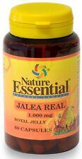 Jalea real - pappa reale 1000 mg porta energia e vitalità al nostro corpo 60 cp