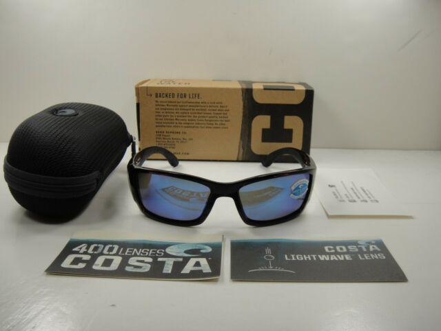 2556b4c211 Costa Del Mar Tortoise green Mirror Corbina Polarized 400g Sunglasses