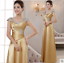 Long-Evening-Formal-Party-Ball-Gown-Prom-Bridesmaid-Dress thumbnail 1