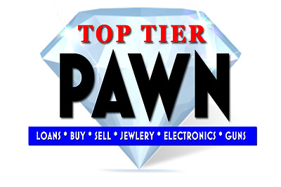Sales at Top Tier Pawn