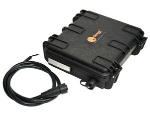 Details About Elephant B20 Waterproof Battery Case Box For Kayak Boats Fish Finder Gps Lights