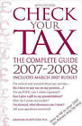 Check Your Tax: The Complete Guide: 2007-2008 by Graham M. Kitchen (Paperback, 2007)