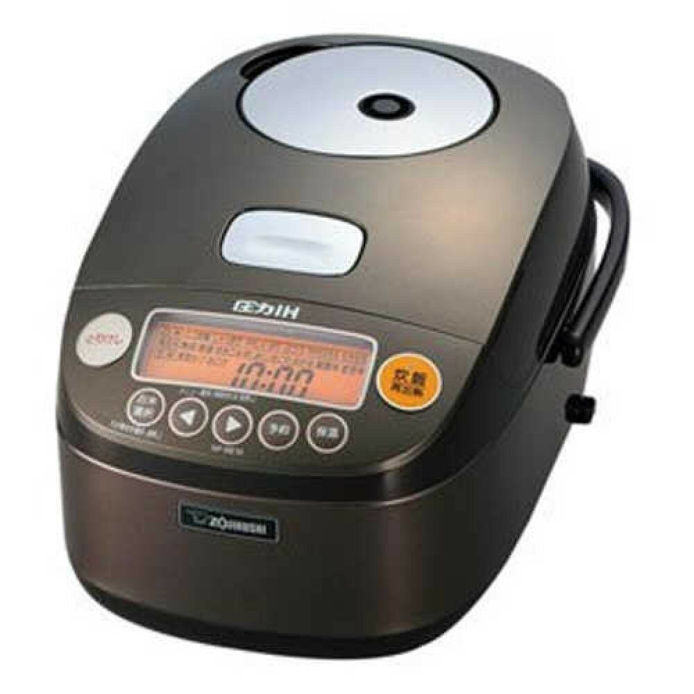 ZOJIRUSHI NP-BQH10 BA IH Rice Cooker 5.5 Go 220-230V marron Fast Ship Japan EMS