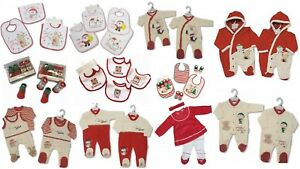 Baby Christmas Romper Outfit
