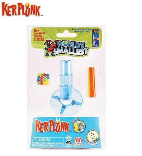 New World/'s Smallest Kerplunk Toy 5022