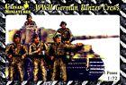 Caesar Miniatures 1/72 B03 WWII German Panzer Crews