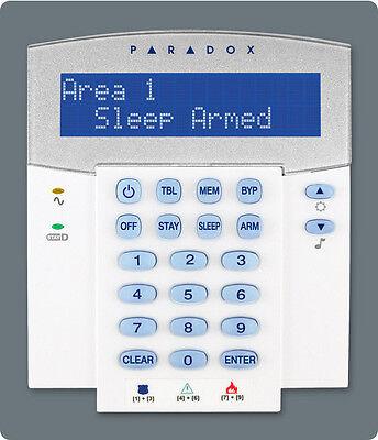 K32LCD PARADOX SECURITY SISTEMA ALLARME ANTIFURTO Tastiere K32LCD