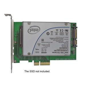 U-2-SFF-8639-Adapter-PCIe-2-5-039-SSD-PCI-E-X4-intel-PCIe3-0-PCI-E3-0-GEN3-M-KEY