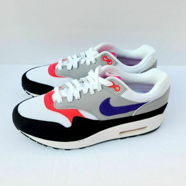 Size 8.5 - Nike Air Max 1 Court Purple Pink Flash 2018 for sale ...