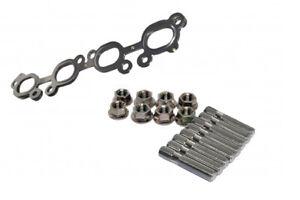 Exhaust-Manifold-Head-Studs-amp-MLS-Manifold-Gasket-For-Nissan-Silvia-S13-SR20DET