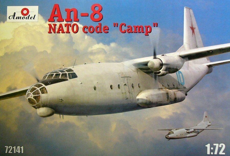 Amodelllller 1  72 Antonov An -8 Camp