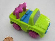 New! Fisher Price REPLICA DUNE BUGGY VEHICLE  McDonald's Toy Colorful!
