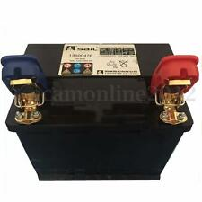 New 2x 12V Auto Car Caravan Boat Motorhome Quick Release Battery Terminal Clamps