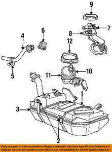 s l300 ford oem 94 95 mustang 5 0l v8 fuel system gauge unit gasket