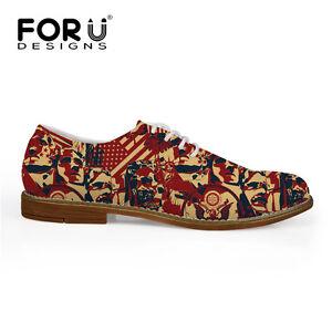 Fiber-Upper-Oxford-Casual-Party-Dress-Shoes-Men-039-s-Lace-Up-Comfort-Shoe-size-8-12