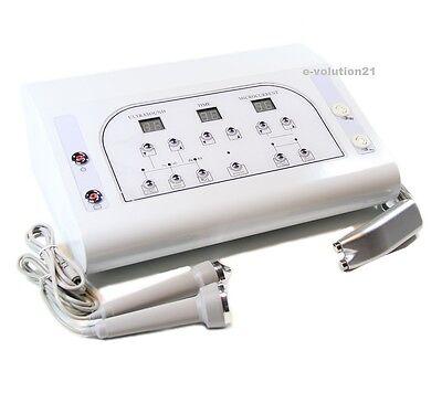 Microcurrent Ultrasound Facial Toning & Lifting Machine