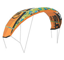 "NEW 2015 $1330 LIQUID FORCE KITEBOARDING ""NRG"" KITE KITESURFING 8m KITE ONLY"