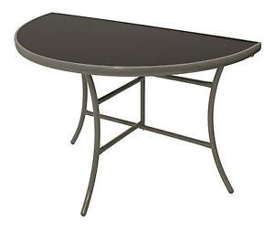 Wandtisch Palermo halbrund Klapptisch Gartentisch Garten Tisch ...