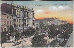 Russia, Poland, Warsawa, PPC pre 1917