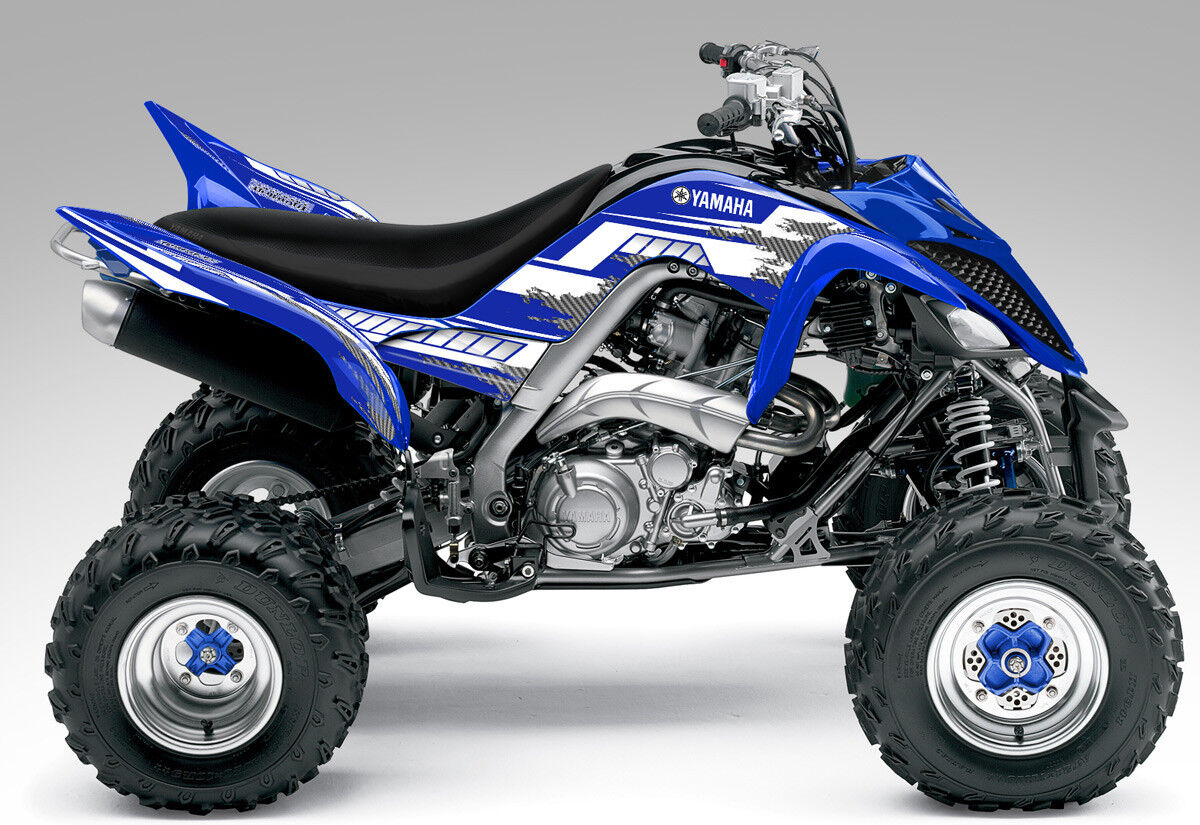 Yamaha Raptor 700 Graphics (2013 & Later) Racer-X by Invision Artworks