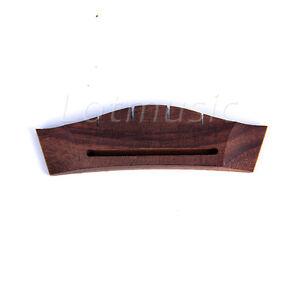 ukulele bridge for ukelele uke hawaii guitar replacement parts slotted 634458768146 ebay. Black Bedroom Furniture Sets. Home Design Ideas