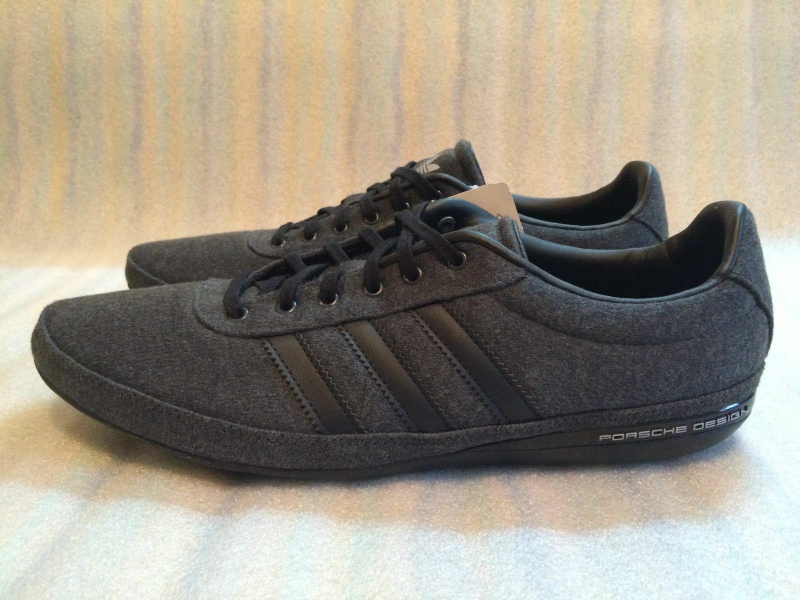 Adidas Porsche Design S3 grey G62106 /// with tags The most popular shoes for men and women