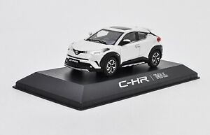 1-43-Toyota-CHR-C-HR-White-Diecast-Car-model-Collection-Toy