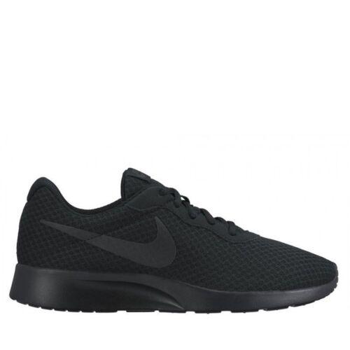 scarpe da ginnastica nike tan jun nera sneakers nike black texile