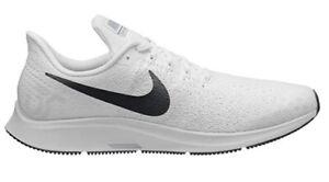 Resplandor garrapata rosario  Nike Air Zoom Pegasus 35 White Black Gold Running Shoes 7 8.5 EXTRA WIDE  Mens | eBay