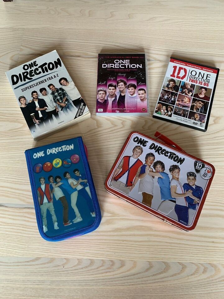 Andet, One Direction