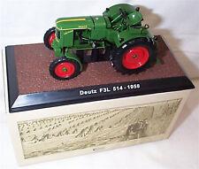 Deutz f3l 514 Tractor 1958 Green Newsstand 1:32 ed7517008