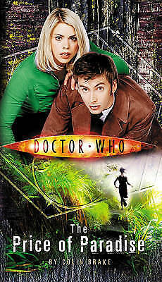 """AS NEW"" Doctor Who - The Price of Paradise (New Series Adventure 12), Brake, Co"