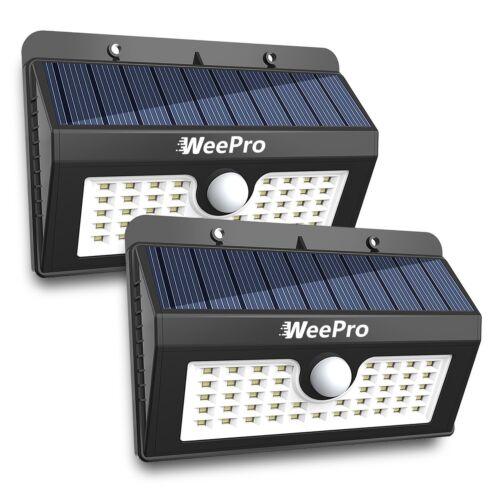2X45-Solar-LED-Light-Outdoor-Garden-Waterproof-Wireless-Security-Motion-3-Modes