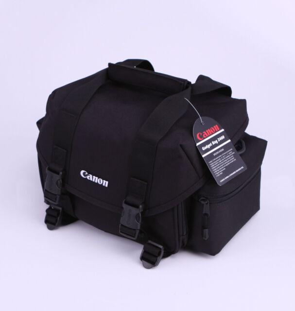 Authetic CANON Camera Shoulder Bag Gadget Carry Case DSLR for nikon tripod