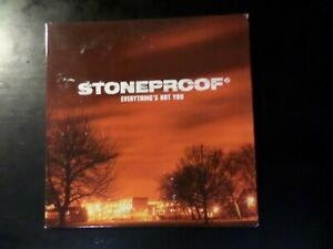 CD-SINGLE-PROMO-2-TRACK-STONEPROOF-EVERYTHING-039-S-NOT-YOU